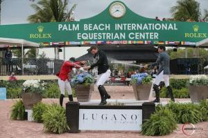 Ireland's Shane Sweetnam Takes Home $216,000 at the Winter Equestrian Festival