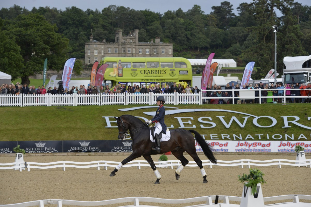 Charlotte Dujardin to Compete at Bolesworth International