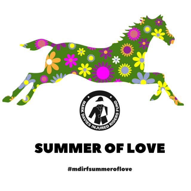 Mark Davies Injured Riders Fund Charity, Summer of Love