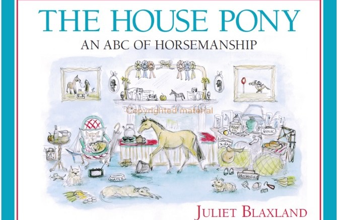 The House Pony, written by Juliet Blaxland