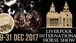 Liverpool International Horse Show 2017 - Early Bird Ticket Offer