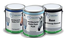 New Anti-Bacterial Stable Paint from Stable Shield