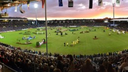 THE MAIN ARENA AT CHIO AACHEN ©ROLEX/KIT HOUGHTON