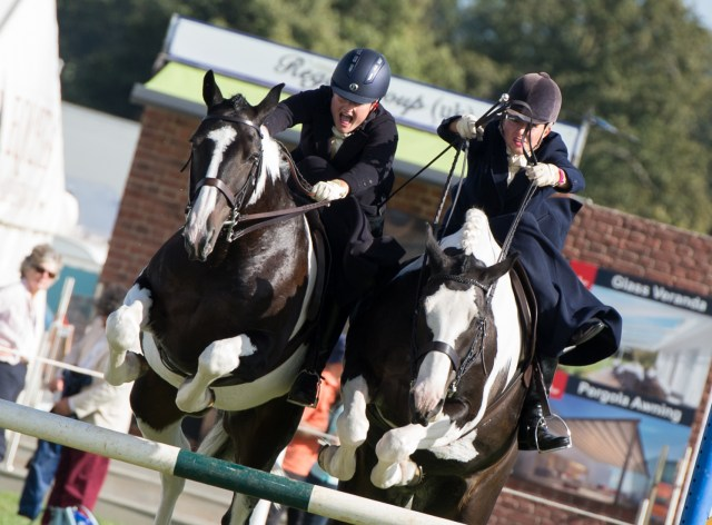 - Dressage - CCI3* - The Blenheim Palace International Horse Trials - 8th September 2016