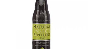 Carr and Day and Martin Natural Insect Repellent Equimist Spray - Green, 600 ml