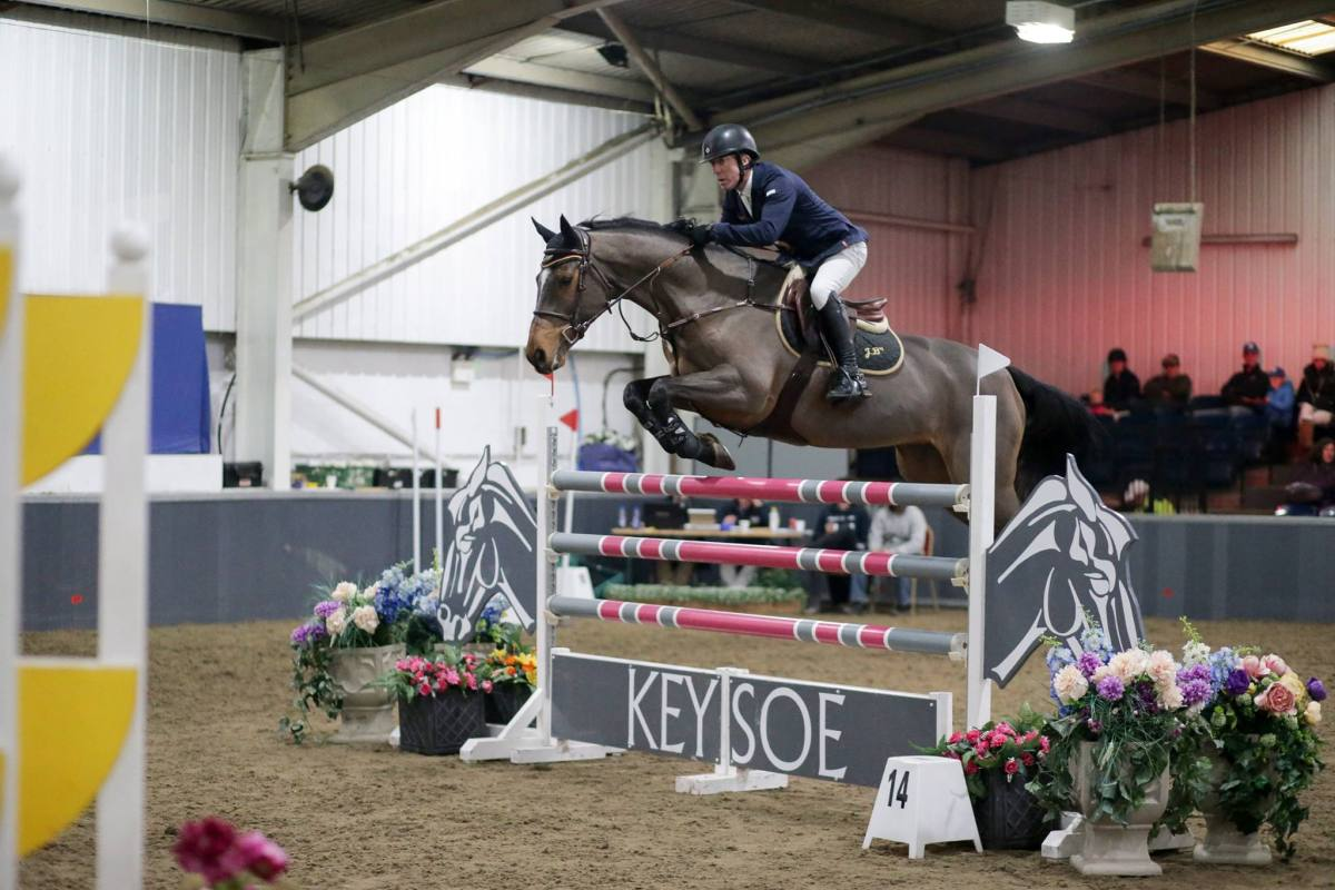 All Star Line Up for Keysoe CSI2* This Weekend