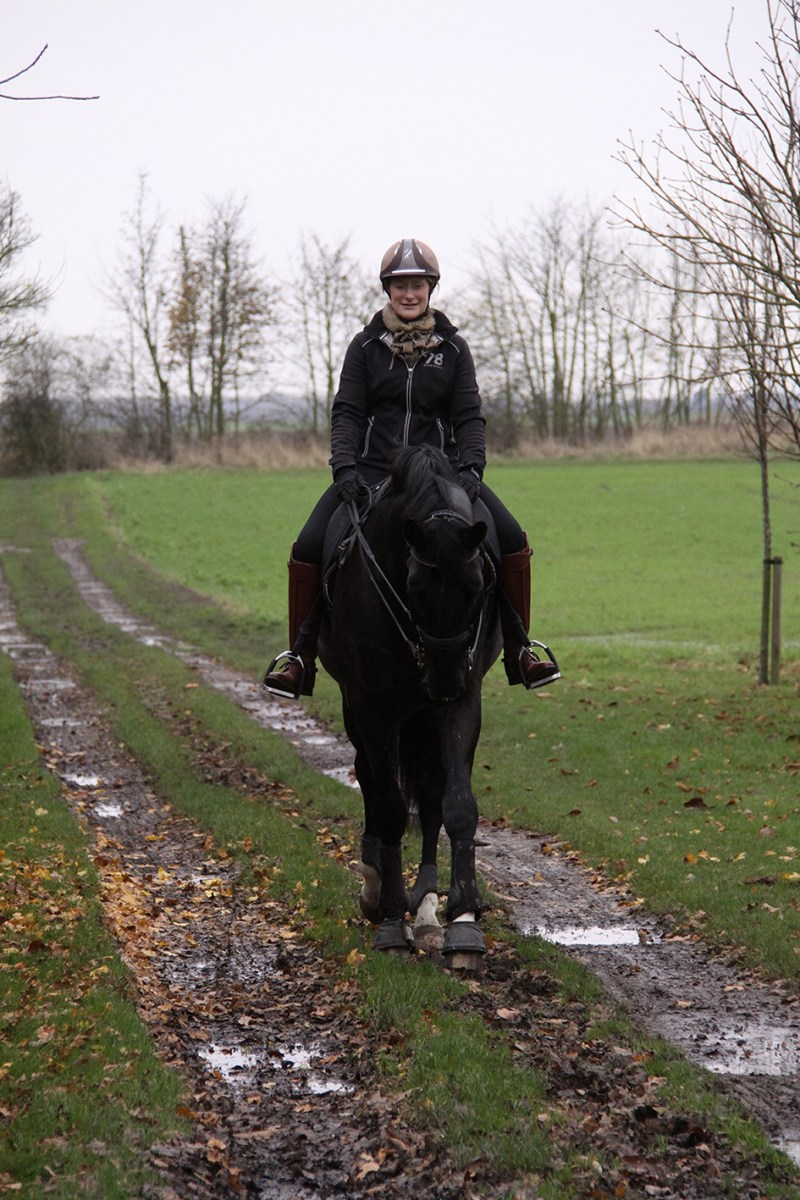 A Day in the Life of Lara Edwards Dressage