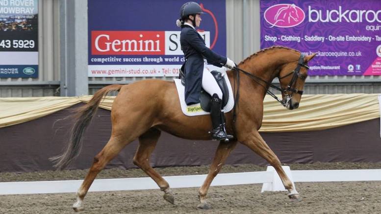 Changes to the British Dressage Board - Image Daisy Jackson Dressage