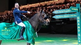 WORLD NUMBER ONE KENT FARRINGTON CLOSES THE YEAR WINNING THE ROLEX GRAND PRIX AT CHI GENEVA, THE FINAL MAJOR OF 2017