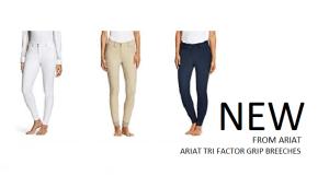 Ariat Tri Factor Grip Breeches