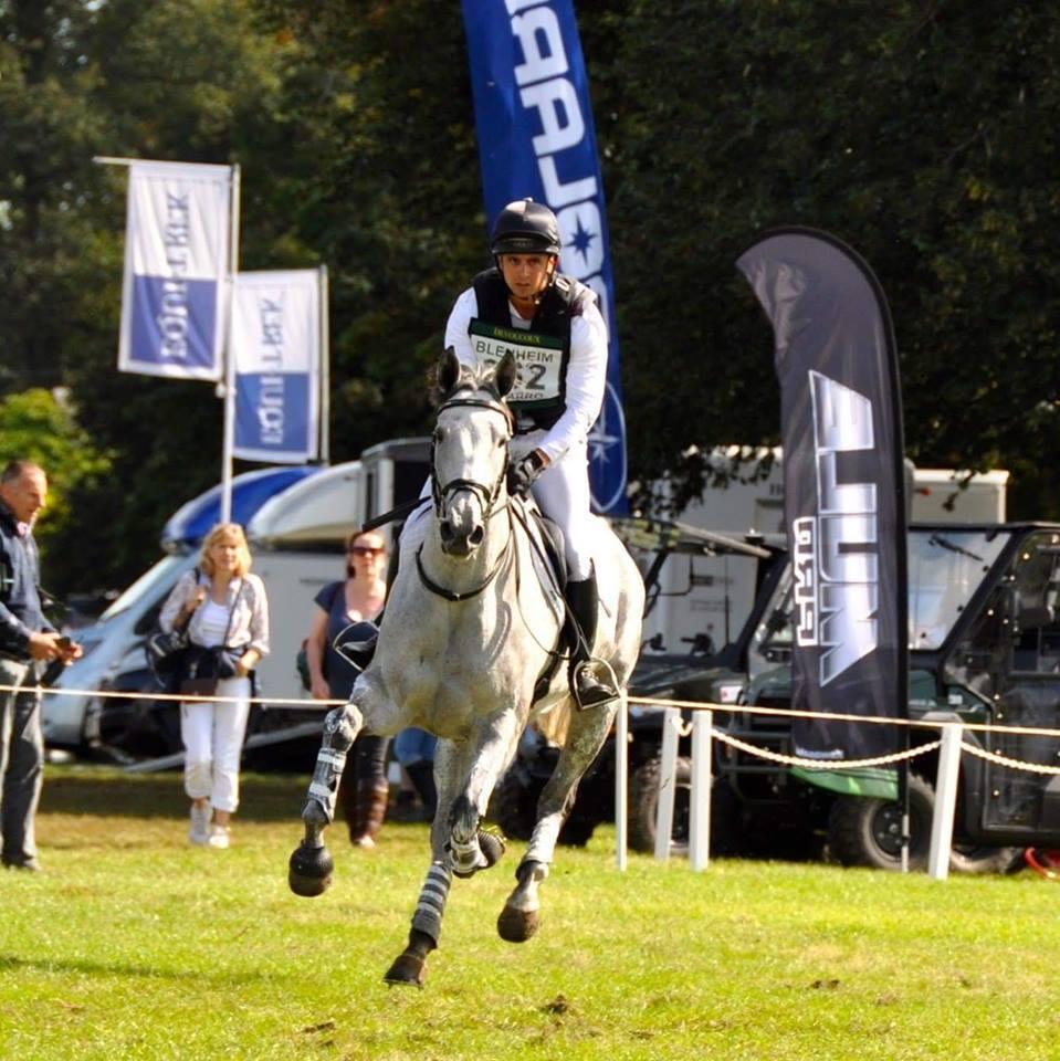 Dan Bizzarro, Italian Event Rider