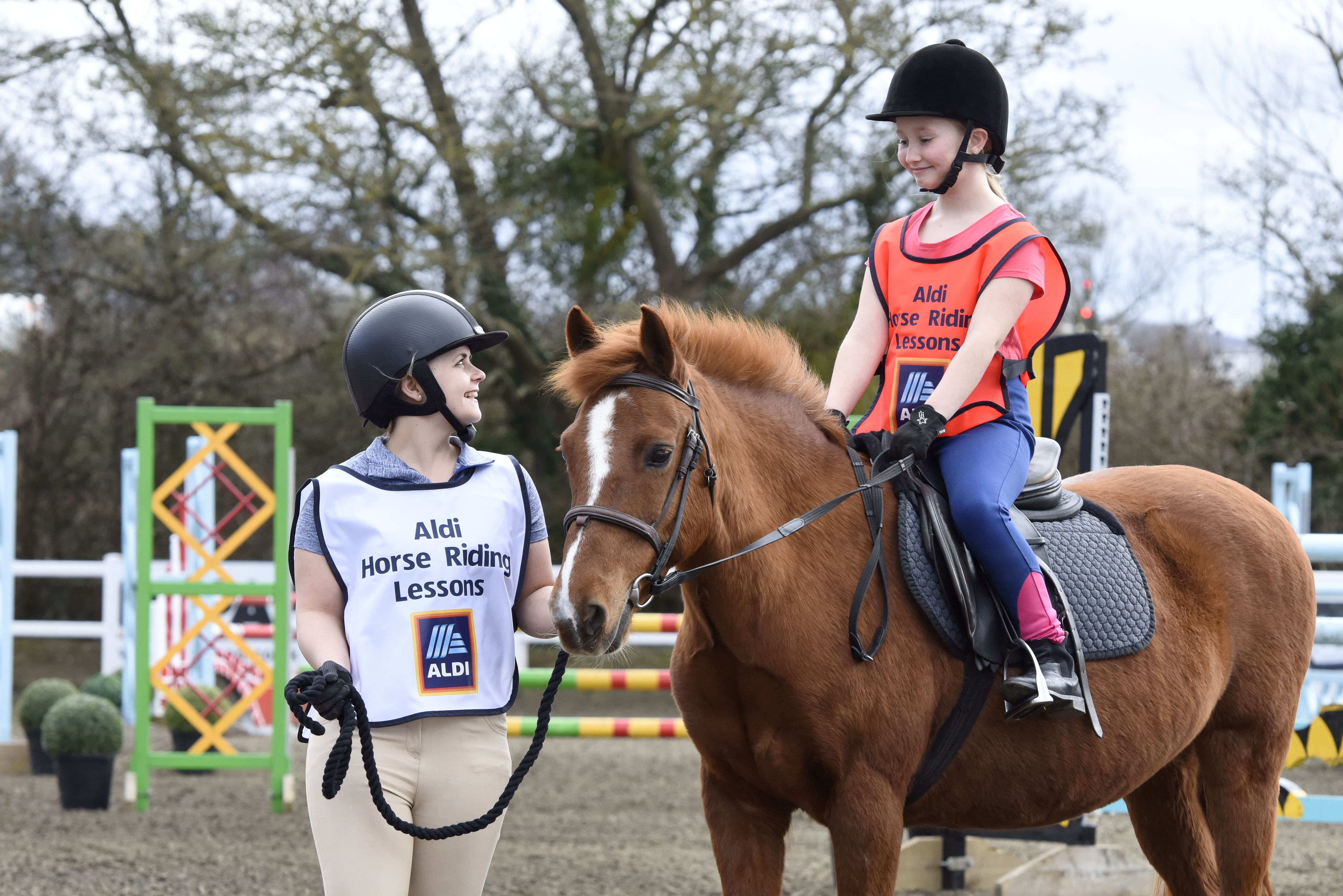 Aldi Launches Specialbuys Horse Riding Lessons Alongside