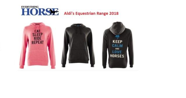 aldi equestrian range 2018