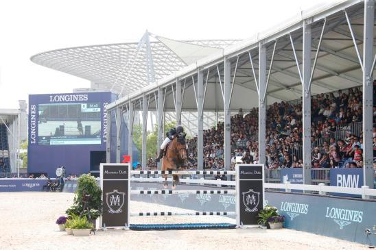 Harrie Smolders - Longines Global Champions Tour