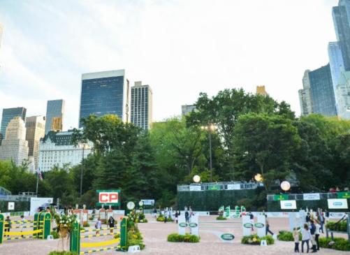 International Equestrian Group Announces Postponement of 2018 Rolex Central Park Horse Show