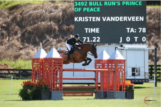 Kristen Vanderveen and Bull Run's Prince of Peace