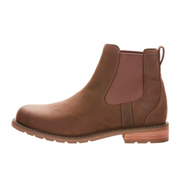 - Ariat mens boots-Ariat Wexford H2O Boot for Men