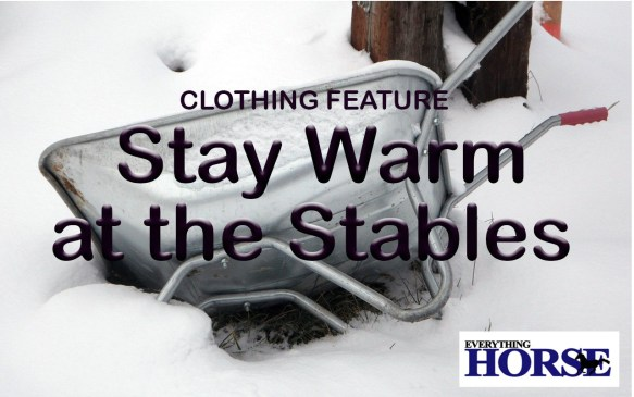 equestrian thermal clothing feature January 2019