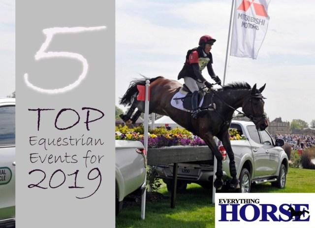 top equestrian events 2019