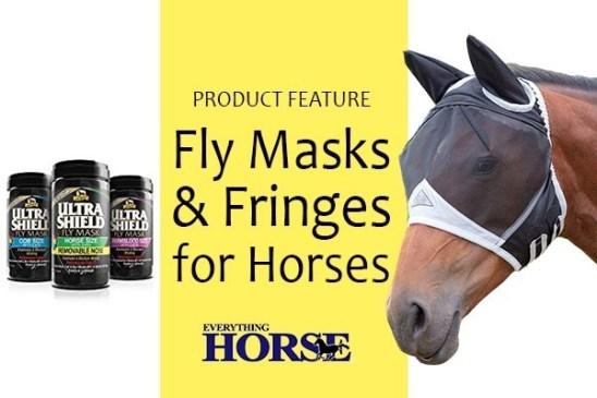 Fly Masks for Horses