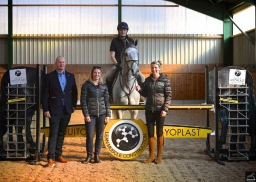 Bolesworth Young Horse Championship Show Announce New