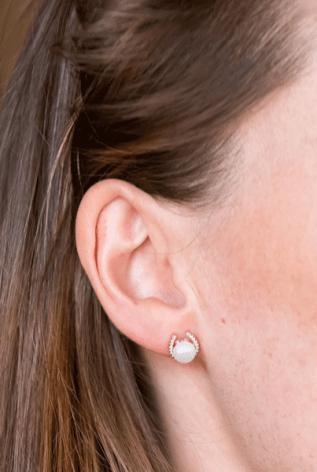Pegasus Jewellery Pearl Earing