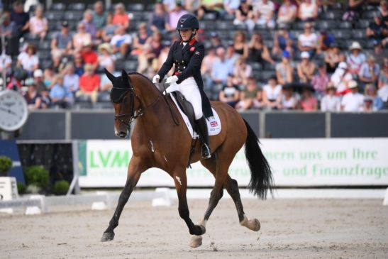 London calls for Laura Collett | Everything Horse