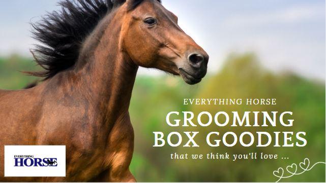 Grooming box goodies image