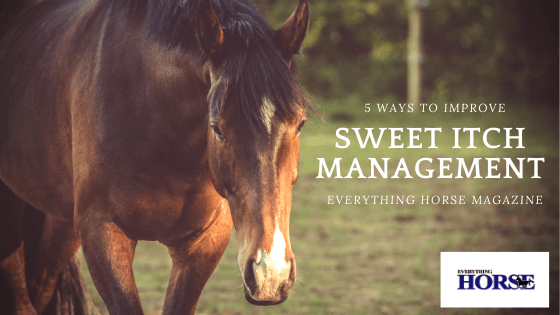 Sweet Itch Management