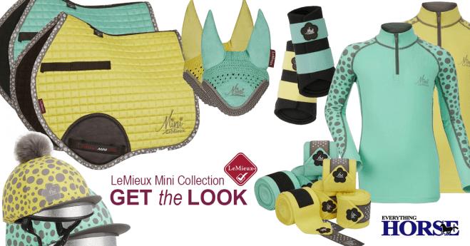 LeMieux Mini Collection Get the Look