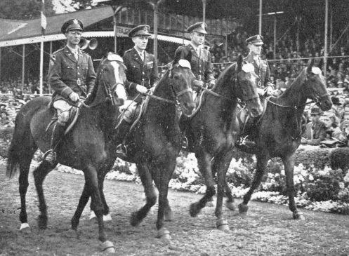 Irish Horse 1948 US Team