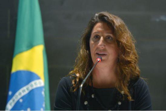 Caption for attached photo: Lucia Montanarella, Head of Media Operations at the IOC. (Photo credit: Alex Farro)