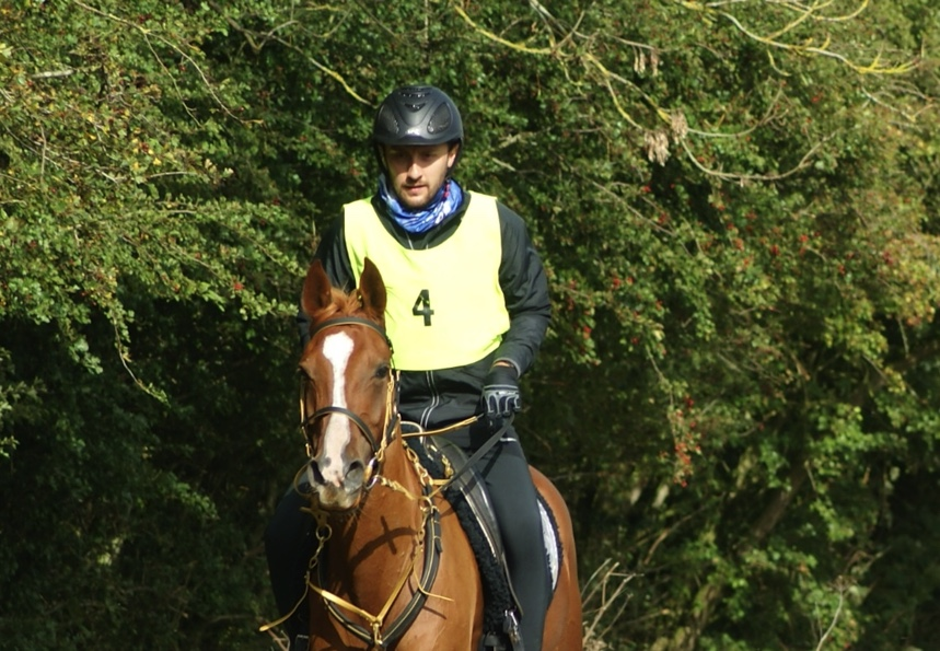 Endurance GB's 2021 International season starts to take shape - Harry Ingram with Cabirat Larzac, second in the 120km 2* FEI class at Revesby Park last held in 2019. Image by Kerry Dawson