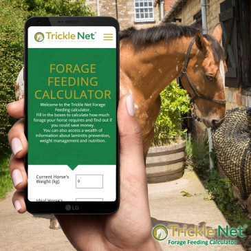 Forage Calculator from Trickle Net