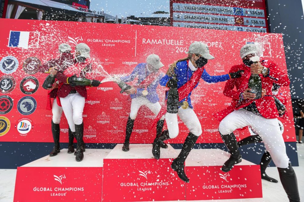 Valkenswaard United win slashes Shanghai Swans' ranking lead after down-to-the-wire GCL