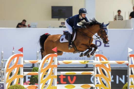 Jessica Springsteen and Tinkerbell