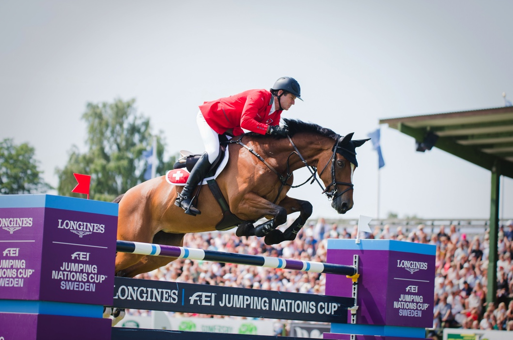 Showjumper Longines FEI Jumping Nations Cup 2021