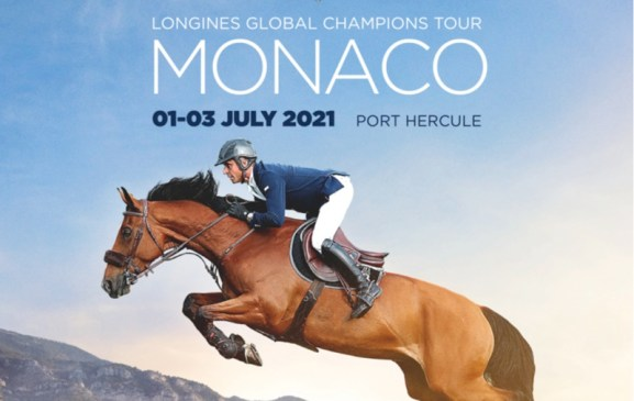 From July the 1st to the 3rd, the Port Hercule will distinguish itself by welcoming the Longines Global Champions Tour of Monaco