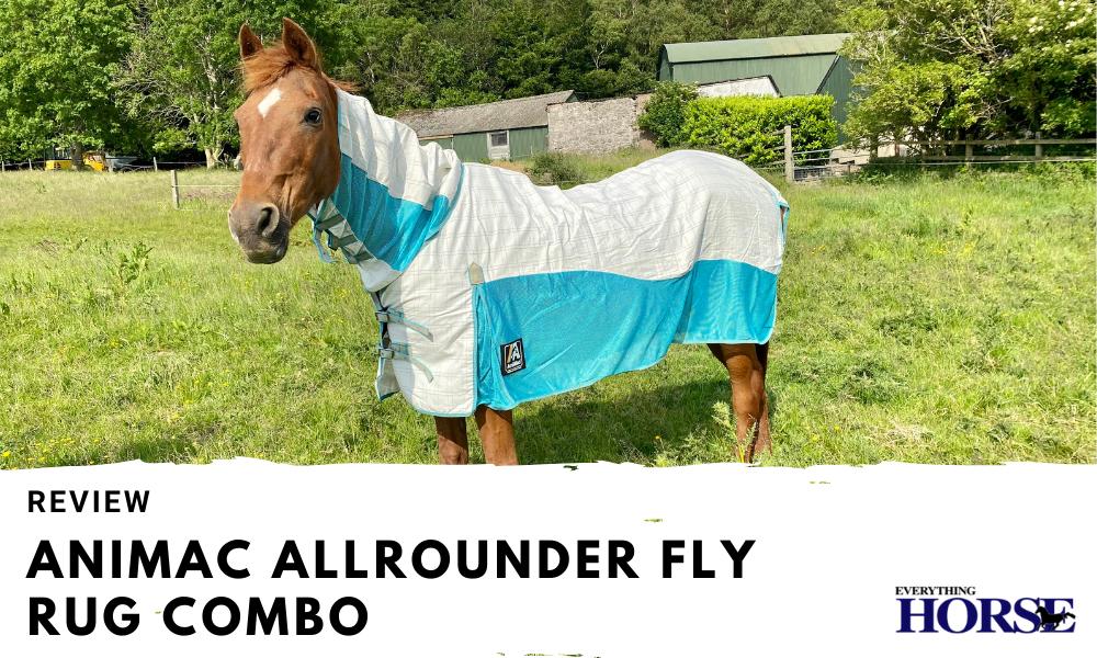 animac allrounder fly rug combo