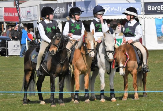 Pony Club Games at Osberton International