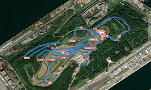 Tokyo 2020 Cross Country Course Revealed