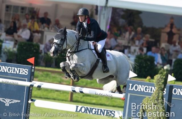 William Whitaker image credit credit British Equestrian / Adam Fanthorpe
