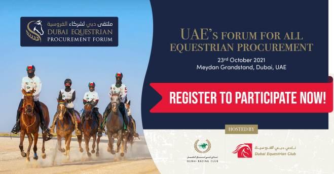 Dubai Equestrian Procurement Forum