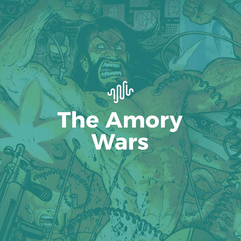 The Amory Wars Saga Part III: Burning Star IV - Everything
