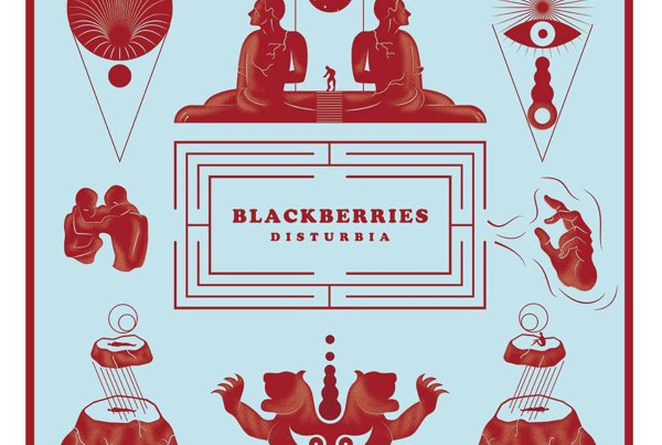 Blackberries Disturbia Album Cover