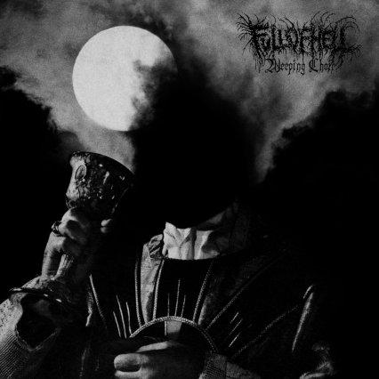 Full of Hell Weeping Choir Album Art