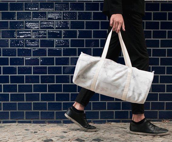 otta bags marble