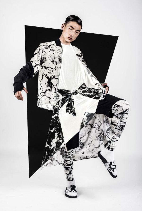 Harvey Nichols x ADYN Capsule Collection - 2014