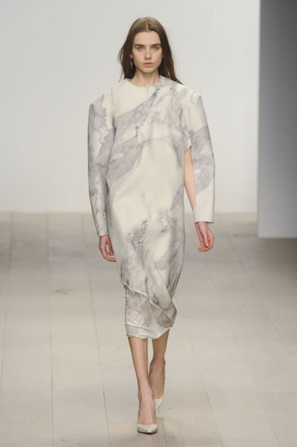 Marble dress by Jesssie Hands - Fall/Winter 2012
