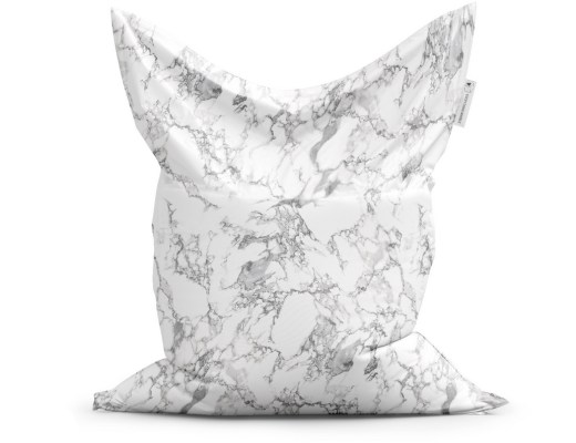 UnSACCOdiMARMO marble lounge pillow by EVERYTHING MARBLE